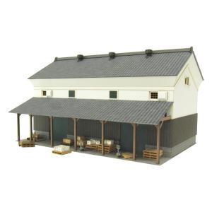 みにちゅあーとキット 1/80 情景シリーズ 倉庫-1 MK05-46|miniatuart