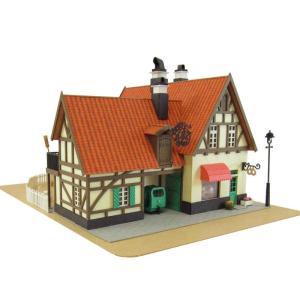みにちゅあーとキット 1/150 スタジオジブリ作品シリーズ 魔女の宅急便 グーチョキパン店 MK07-02 miniatuart
