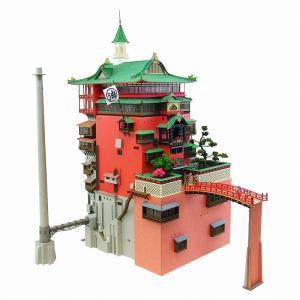 みにちゅあーとキット 1/150 スタジオジブリ作品シリーズ 千と千尋の神隠し 油屋 MK07-10 miniatuart