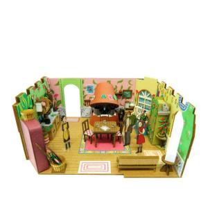 みにちゅあーとキット 1/48 スタジオジブリ作品シリーズ 借りぐらしのアリエッティ アリエッティの家 MK07-13 miniatuart