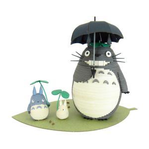 みにちゅあーとキット nonscale スタジオジブリ作品シリーズ となりのトトロ トトロ MK07-19 miniatuart