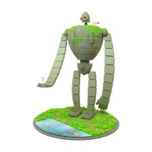みにちゅあーとキット 1/30 スタジオジブリ作品シリーズ 天空の城ラピュタ ロボット兵(園丁タイプ) MK07-20 miniatuart