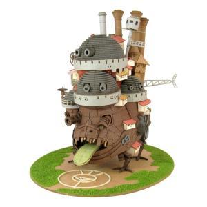 みにちゅあーとキット nonscale スタジオジブリ作品シリーズ ハウルの動く城 ハウルの城 MK07-21 miniatuart