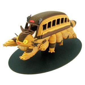 みにちゅあーとキット nonscale スタジオジブリ作品シリーズ となりのトトロ ネコバス MK07-23 miniatuart