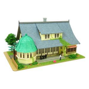 みにちゅあーとキット 1/150 スタジオジブリ作品シリーズ 借りぐらしのアリエッティアリエッティの住む屋敷 MK07-36 miniatuart