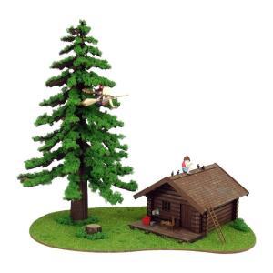みにちゅあーとキット 1/150 スタジオジブリ作品シリーズ 魔女の宅急便 キキとウルスラのアトリエ MK07-39 miniatuart