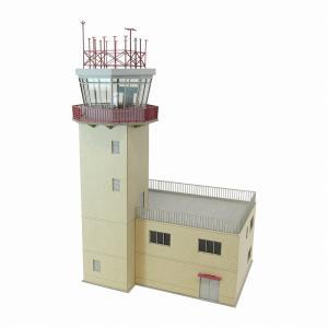 みにちゅあーとキット 1/144 航空情景シリーズ 管制塔type-A MK08-01|miniatuart
