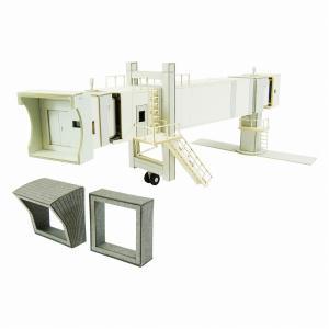 みにちゅあーとキット 1/144 航空情景シリーズ 空港ボーディングブリッジ MK08-08|miniatuart