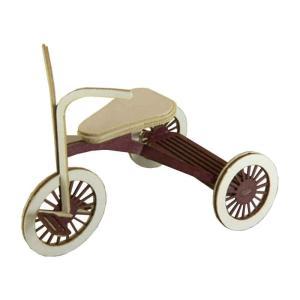 みにちゅあーとキット 1/12 みにちゅあーとプチ 三輪車 MP01-03|miniatuart