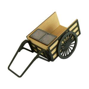 みにちゅあーとキット 1/35 みにちゅあーとプチ リヤカー MP01-09|miniatuart