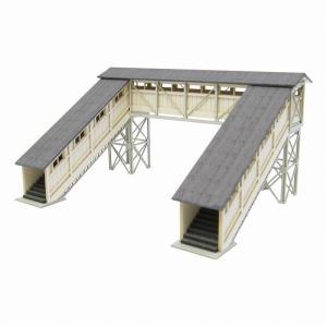 みにちゅあーとキット 1/220 みにちゅあーとプチ 跨線橋 MP01-100|miniatuart
