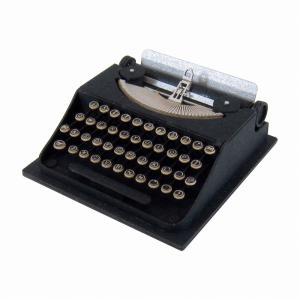 みにちゅあーとキット 1/8 みにちゅあーとプチ タイプライター MP01-113|miniatuart