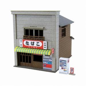 みにちゅあーとキット 1/220 みにちゅあーとプチ たばこ屋 MP01-114|miniatuart
