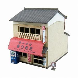 みにちゅあーとキット 1/220 みにちゅあーとプチ ラーメン屋 MP01-115|miniatuart