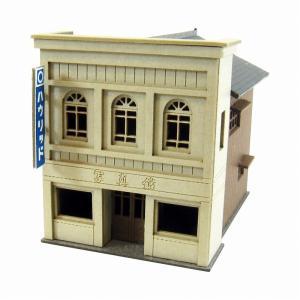 みにちゅあーとキット 1/220 みにちゅあーとプチ 写真館 MP01-117|miniatuart