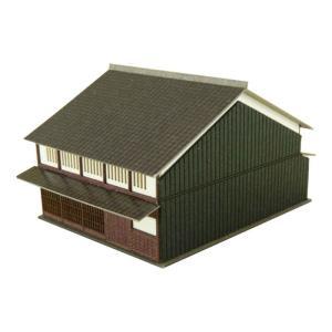 みにちゅあーとキット 1/220 みにちゅあーとプチ 商家 MP01-12|miniatuart