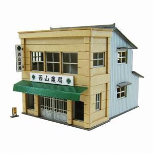 みにちゅあーとキット 1/220 みにちゅあーとプチ 薬屋 MP01-122|miniatuart
