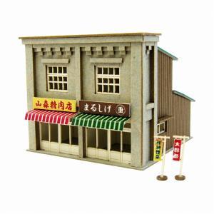 みにちゅあーとキット 1/220 みにちゅあーとプチ 商店-4 MP01-123|miniatuart