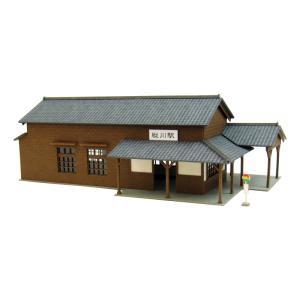 みにちゅあーとキット 1/150 なつかしのジオラマシリーズ 駅舎I MP03-100 miniatuart