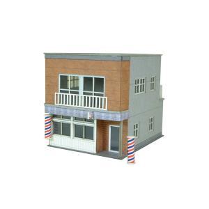 みにちゅあーとキット 1/150 なつかしのジオラマシリーズ バーバー MP03-21 miniatuart