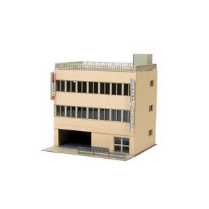 みにちゅあーとキット 1/150 なつかしのジオラマシリーズ ビルA MP03-32 miniatuart