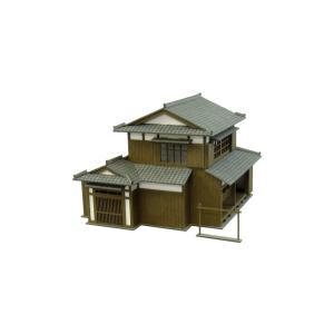 みにちゅあーとキット 1/150 なつかしのジオラマシリーズ 民家B MP03-49 miniatuart