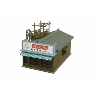 みにちゅあーとキット 1/150 なつかしのジオラマシリーズ 商店E MP03-54 miniatuart