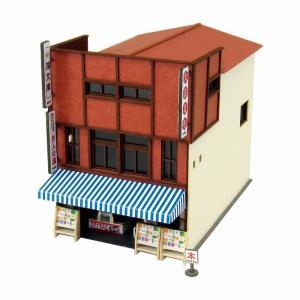 みにちゅあーとキット 1/150 なつかしのジオラマシリーズ 本屋 MP03-63 miniatuart