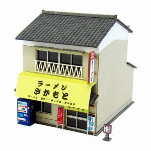 みにちゅあーとキット 1/150 なつかしのジオラマシリーズ ラーメン屋 MP03-67 miniatuart