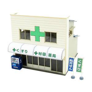 みにちゅあーとキット 1/150 なつかしのジオラマシリーズ 薬局 MP03-95 miniatuart