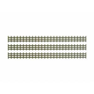 みにちゅあーとキット 1/150 ジオラマオプションキット 柵B MP04-02|miniatuart