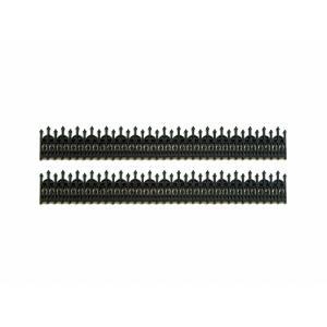 みにちゅあーとキット 1/150 ジオラマオプションキット 柵D(鉄柵) MP04-04|miniatuart