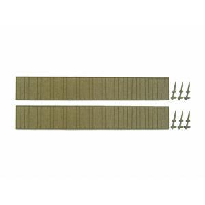 みにちゅあーとキット 1/150 ジオラマオプションキット 塀A(板塀) MP04-07|miniatuart