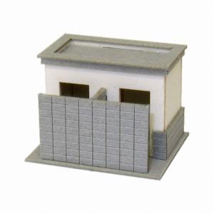 みにちゅあーとキット 1/150 ジオラマオプションキット トイレC MP04-58|miniatuart
