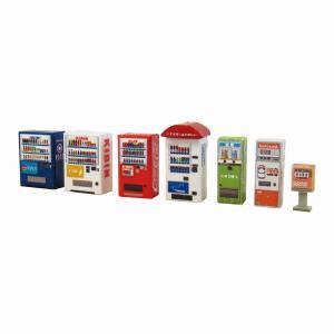 みにちゅあーとキット 1/150 ジオラマオプションキット 自動販売機B MP04-64|miniatuart