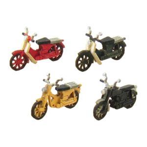 みにちゅあーとキット 1/150 ジオラマオプションキット バイクC MP04-94|miniatuart
