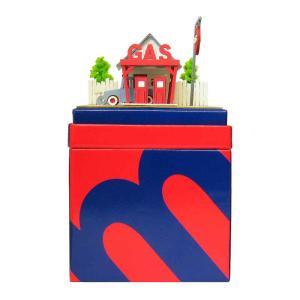みにちゅあーとキット nonscale みにちゅあーとmini ガスステーション MP05-01|miniatuart