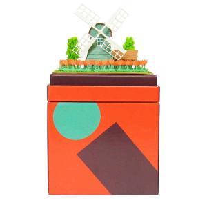 みにちゅあーとキット nonscale みにちゅあーとmini チューリップと風車 MP05-02|miniatuart