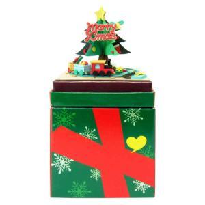 みにちゅあーとキット nonscale みにちゅあーとmini クリスマスver クリスマスツリー MP05-11|miniatuart