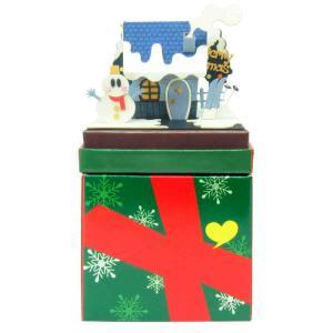 みにちゅあーとキット nonscale みにちゅあーとmini クリスマスver スキーロッジ MP05-12|miniatuart