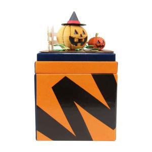 みにちゅあーとキット nonscale みにちゅあーとmini ハロウィンver かぼちゃ畑 MP05-17|miniatuart