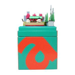 みにちゅあーとキット nonscale みにちゅあーとmini お相撲さんと屋形船 MP05-20|miniatuart