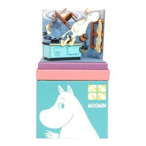 みにちゅあーとキット nonscale ムーミン mini すてきなピクニックのはじまり MP09-05|miniatuart