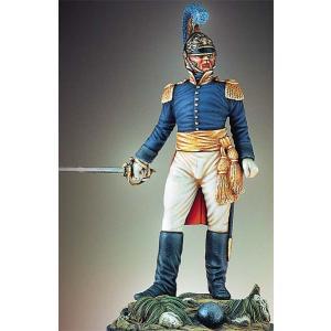 イタリア軍 サボイア歩兵連隊 将校 1814年(旧パッケ) Italian Savoia Infantry Officer 1805 54mm miniature-park