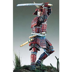 桃山時代の武士 1575年〜1602年 Japanese Samurai 1575 54mm|miniature-park