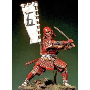 安土桃山時代の武士 1568-1600年 Samurai Azuchi Momoyama Period 1568-1600  54mm[PEG54-112] miniature-park