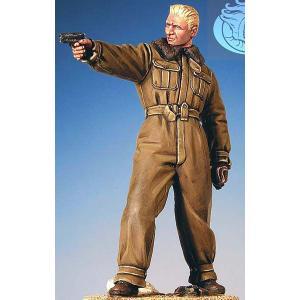 アメリカ航空隊 エースパイロット フランク・ルーク・ジュニア Frank Luke Jr. (resin) 1/32[PEG54-130]|miniature-park