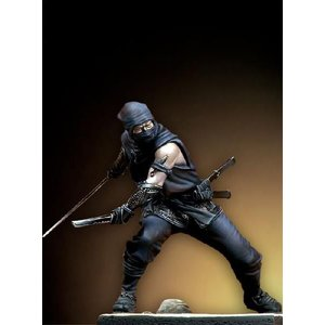 忍者 Ninjia Warrior 75mm|miniature-park
