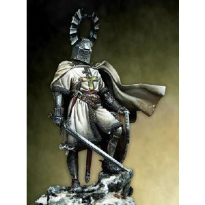 チュートン騎士団の騎士 14世紀 Teutonic Knight XIV cen. 90mm|miniature-park