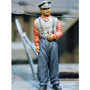 ドイツ海軍 Uボート 指揮官 U-Boat Officer (Mixed dress) 1/35|miniature-park